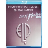 Emerson, Lake & Palmer - Live At Montreux 1997 (Blu-ray, Edice 2010)