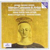 Georg Friedrich Händel - Marian Cantatas & Arias / Reinhard Goebel