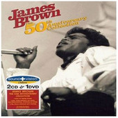 James Brown - 50th Anniversary Collection (2CD + DVD)