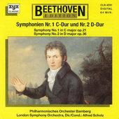 Ludwig van Beethoven - Symphonie Nr. 1 Und 2