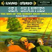 Robert Shaw - Sea Shanties