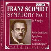 Franz Schmidt - Symphony No. 1 / Symfonie č. 1 (2010)
