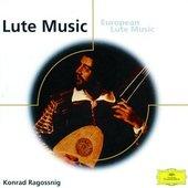Konrad Ragossbig - Konrad Ragossnig - European Lute Music from Englan