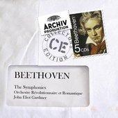 Beethoven, Ludwig van - BEETHOVEN 9 Symphonies Gardiner