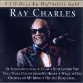 Ray Charles - 81 Songs: Deja Vu Definitive Gold/5CD