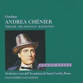 Giordano, Umberto - Giordano Andrea Chénier Tebaldi/Cossotto/Del Monac