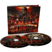 Slayer - Repentless Killogy, Live At The Forum in Inglewood, CA (Digipack, 2019)