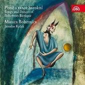 Jaroslav Krček - Písně A Tance Barokní (Songs and Dances of Bohemian Baroque)