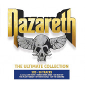 Nazareth - Ultimate Collection (3CD, 2020)