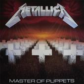 Metallica - Master Of Puppets (Edice 1989)