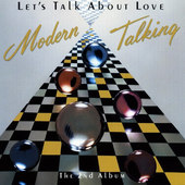 Modern Talking - Let's Talk About Love - The 2nd Album (Edice 1996)