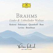 Johannes Brahms - Lieder & Liebeslieder Waltzes (2016)