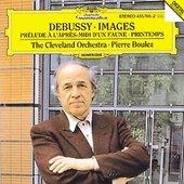 Boulez, Pierre - DEBUSSY Images Après-midi Boulez