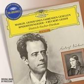 Berliner Philharmoniker - MAHLER Lieder e. fahrenden Gesellen / Fischer-Dies