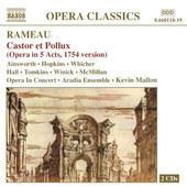 Jean-Philippe Rameau - Rameau: Castor Et Pollux (Opera In 5 Acts, 1754 Version)