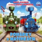 Pavel Nauman / Pavel Zedníček - Pohádky O Mašinkách (MP3, Edice 2017)