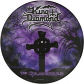 King Diamond - Graveyard (Limited Picture Vinyl, Edice 2018) – Vinyl