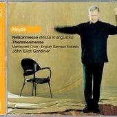 Haydn, Joseph - Haydn Nelsonmesse Gardiner