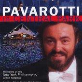Luciano Pavarotti - Pavaroti In Central Park