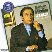 Nathan Milstein - BACH Sonatas and Partitas / Milstein