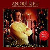 André Rieu - Christmas I Love (2012)