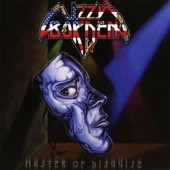Lizzy Borden - Master Of Disguise (CD+DVD, Reedice 2007)