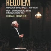 Leonard Bernstein - MOZART Requiem Bernstein DVD-VIDEO
