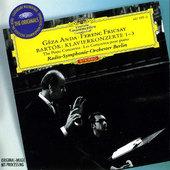 Béla Bartók - Piano Concertos Nos. 1 - 3