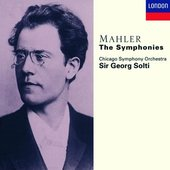 Georg Solti - Mahler Symphonies 1 - 9 Chicago Symphony Orchestra