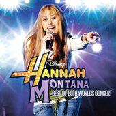 Hannah Montana - Best Of Both Worlds Concert (CD+DVD, 2008)