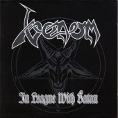 Venom - In League With Satan (Reedice 2016)