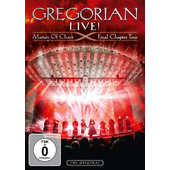 Gregorian - Live! Masters Of Chant & Final Chapter Tour CD+DVD (2016) DVD OBAL