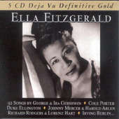Ella Fitzgerald - 92 Songs By George & Ira Gershwin: Deja Vu Definitive Gold/5CD