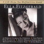 Ella Fitzgerald - 92 Songs By George & Ira Gershwin: Deja Vu Definitive Gold/5CD