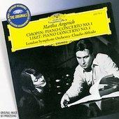 Claudio Abbado - ARGERICH / PIANO CONCERTOS / CHOPIN, LISZT