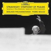 Berliner Philharmoniker - STRAVINSKY Psalmen-Symphonie Boulez