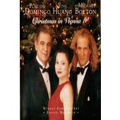 Plácido Domingo, Ying Huang, Michael Bolton - Christmas In Vienna Vol. 4 (Videokazeta)
