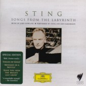 Sting - Songs From The Labyrinth (Limited Edition, 2006)