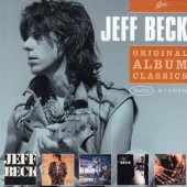 Jeff Beck - Original Album Classics (5CD, BOX)
