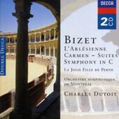 Bizet, Georges - L'Arlesienne Suiten / Carmen Suiten / Symphony In C (Edice 2003)