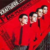Kraftwerk - Man-Machine (Limited Red Vinyl, Edice 2020) - Vinyl