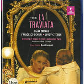 Giuseppe Verdi / Diana Damrau - Verdi - La Traviata (Blu-ray Disc)