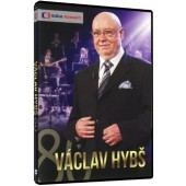 Václav Hybš - 80. Narozeniny (DVD, 2016)