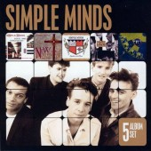 Simple Minds - 5 Album Set (5CD, 2012)