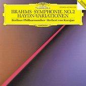 Johannes Brahms - Brahms:  Symphonie No. 2/ Herbert von Karajan