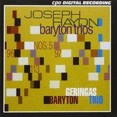Joseph Haydn - Baryton Trios (Hob. XI 5, 96, 97, 113)