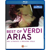 Giuseppe Verdi - Best Of Verdi Arias (Blu-ray, 2014)