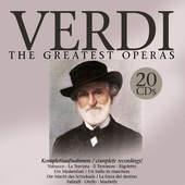 Giuseppe Verdi - Verdi: Greatest Operas/20CD