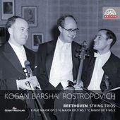 Ludwig van Beethoven - String Trios/Kogan, Baršaj, Rostropovič