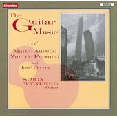 Simon Wynberg - Guitar Music Of Marco Aurelio Zani De Ferranti And José Ferrer (1987)
